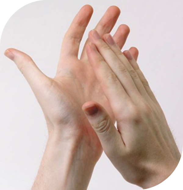 Sweaty Palms / Underarms